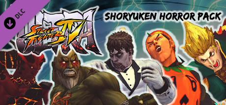 USFIV: Shoryuken Horror Pack