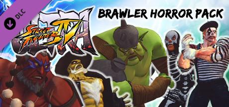 USFIV: Brawler Horror Pack