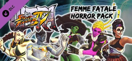 USFIV: Femme Fatale Horror Pack
