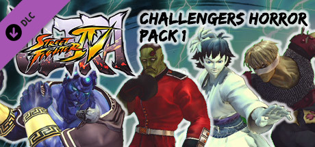 USFIV: Challengers Horror Pack 1