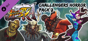 USFIV: Challengers Horror Pack 2