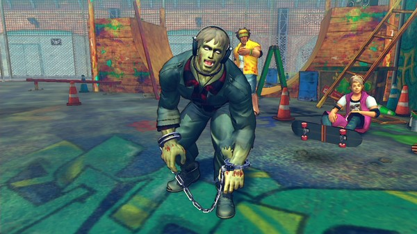 скриншот USFIV: Challengers Horror Pack 2 2