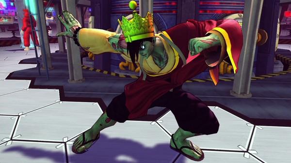 скриншот USFIV: Arcade Challengers Horror Pack 2
