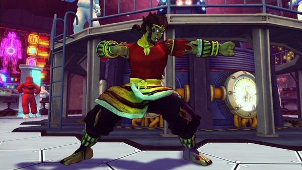 скриншот USFIV: Arcade Challengers Horror Pack 3