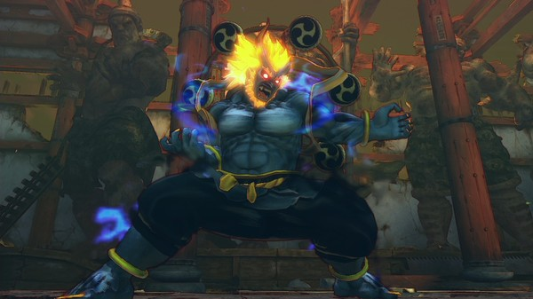 скриншот USFIV: Arcade Challengers Horror Pack 0