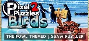 Pixel Puzzles 2: Birds cover art