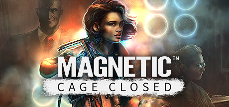 Game Banner Magnetic: Cage Closed