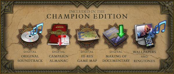 Pillars of Eternity: Champion Edition Upgrade Pack (DLC)