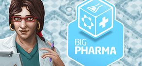 Big Pharma cover art