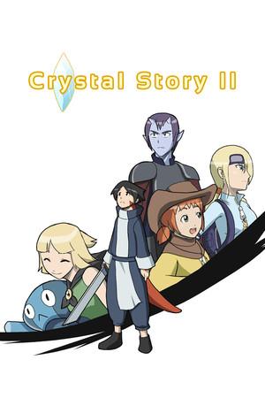 Crystal Story II poster image on Steam Backlog