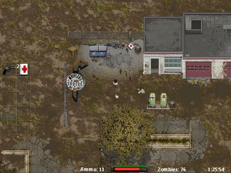 скриншот Undeadz! 2