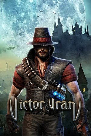 Victor Vran ARPG poster image on Steam Backlog
