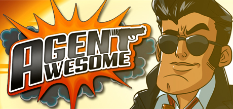 Agent Awesome cover art