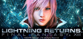 LIGHTNING RETURNS™: FINAL FANTASY® XIII cover art