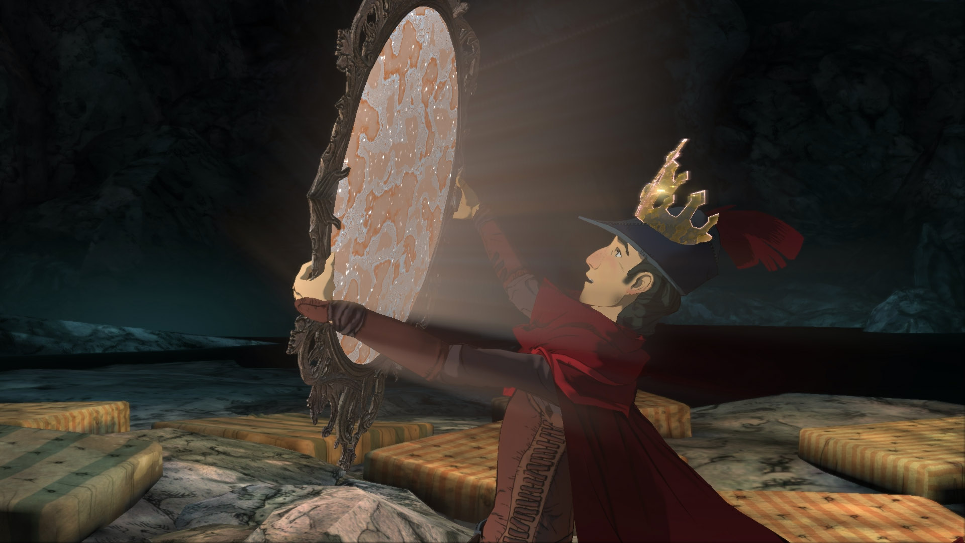 King's Quest Screenshot 1
