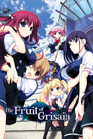 The Fruit of Grisaia poster image on Steam Backlog