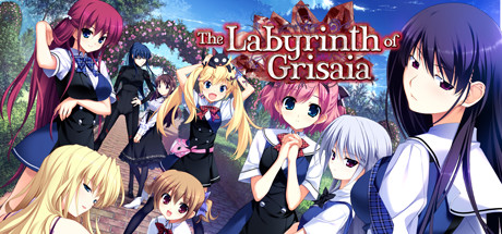 The labyrinth of grisaia michiru