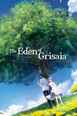 The Eden of Grisaia poster image on Steam Backlog
