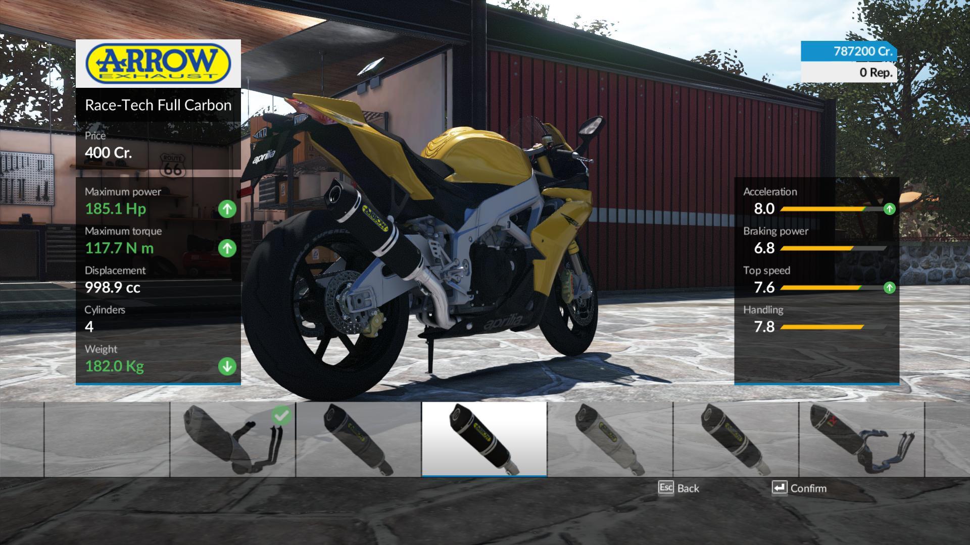 RIDE ESPAÑOL PC Full Incluye DLCs (RELOADED) 8