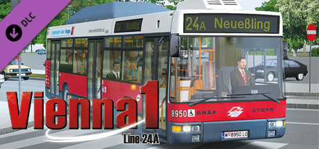 OMSI 2 Add-on Vienna 1 - Line 24A on Steam