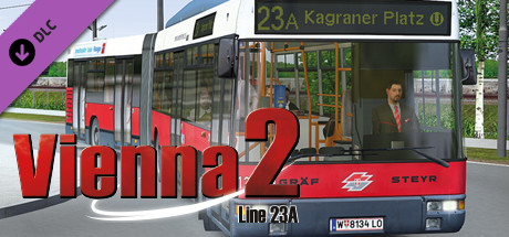 OMSI 2 Add-on Vienna 2 - Line 23A