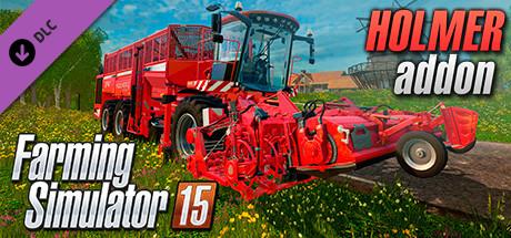 Farming Simulator 15 - HOLMER on Steam