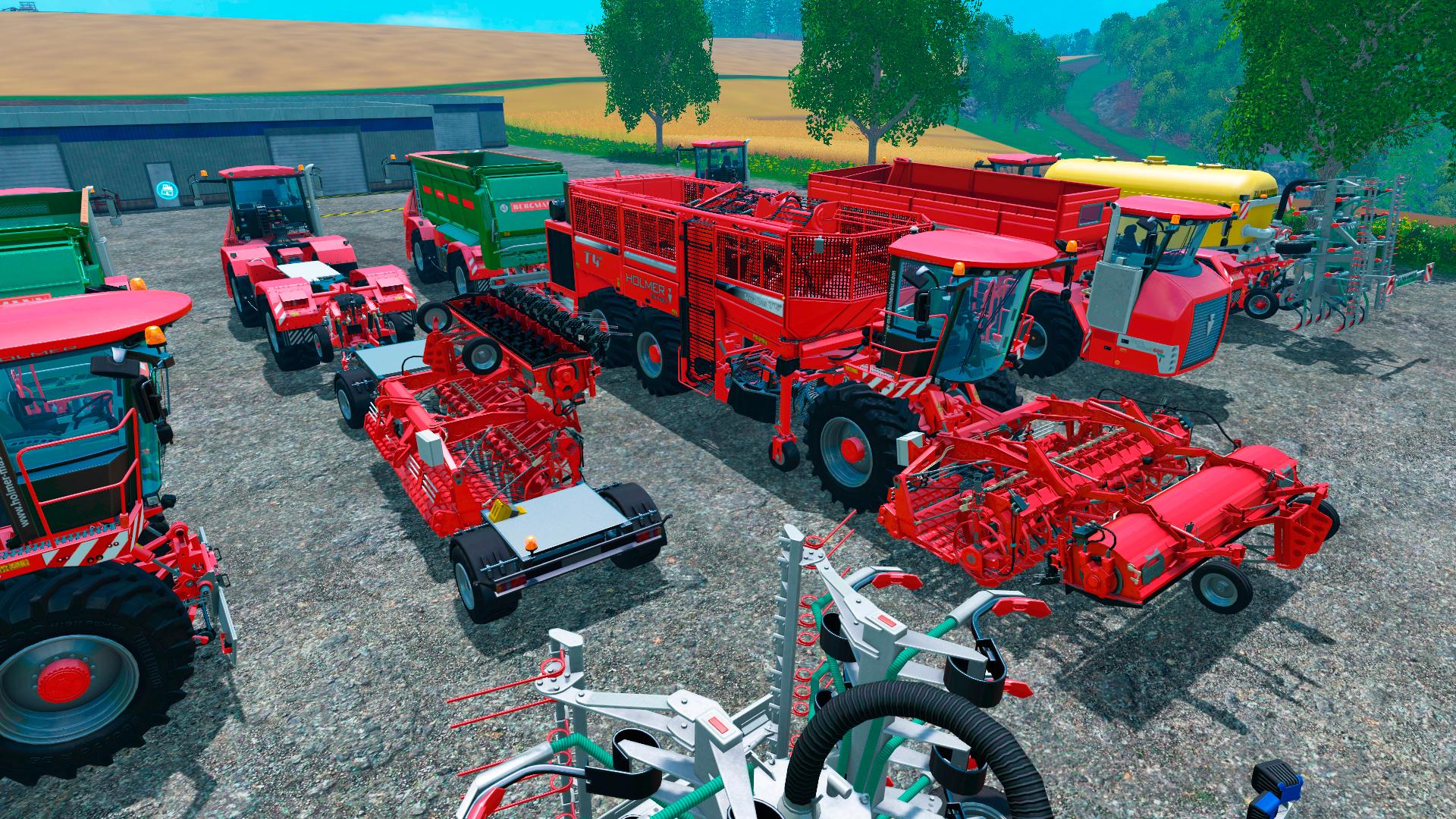 farm simulator 2015 free