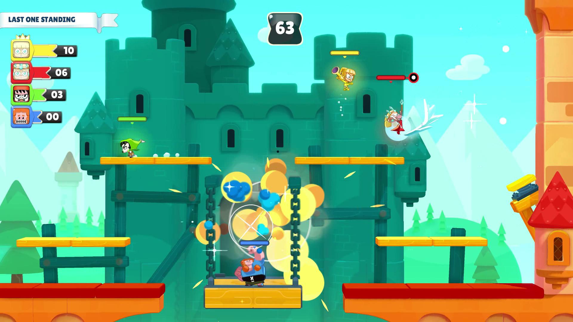 Abraca - Imagic Games Screenshot 3
