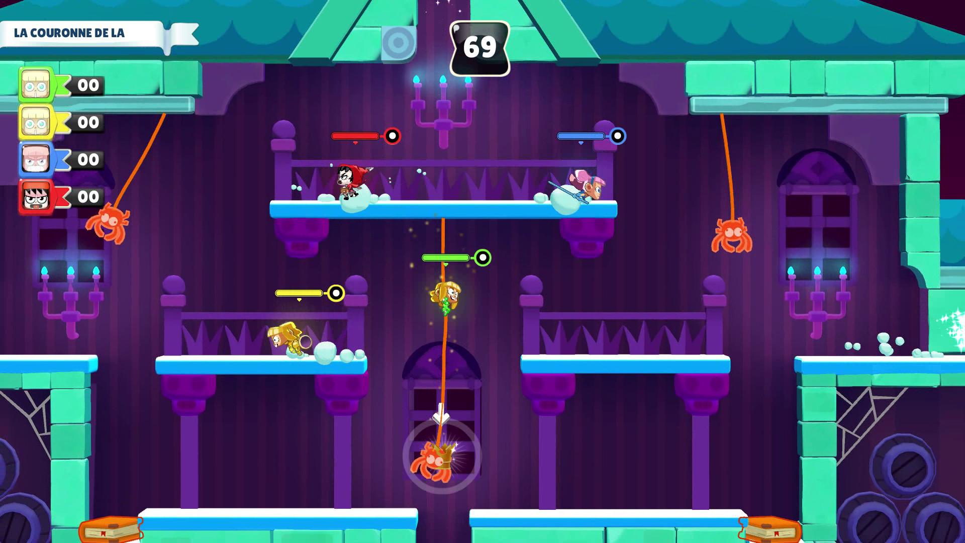 Abraca - Imagic Games Screenshot 2