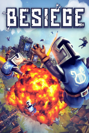 Besiege poster image on Steam Backlog