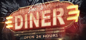 Joe's Diner cover art