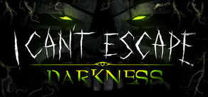 I Can't Escape: Darkness cover art