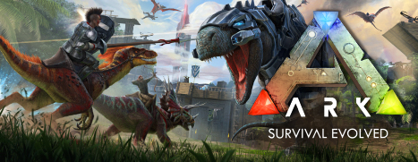 ARK: Survival Evolved - 方舟:生存进化