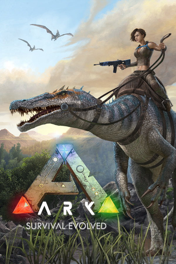 Сервера 304.44 ARK: Survival Evolved