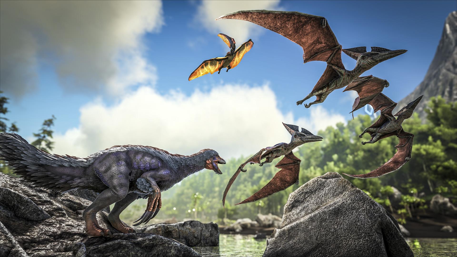 ARK: Survival Evolved + Extinction
