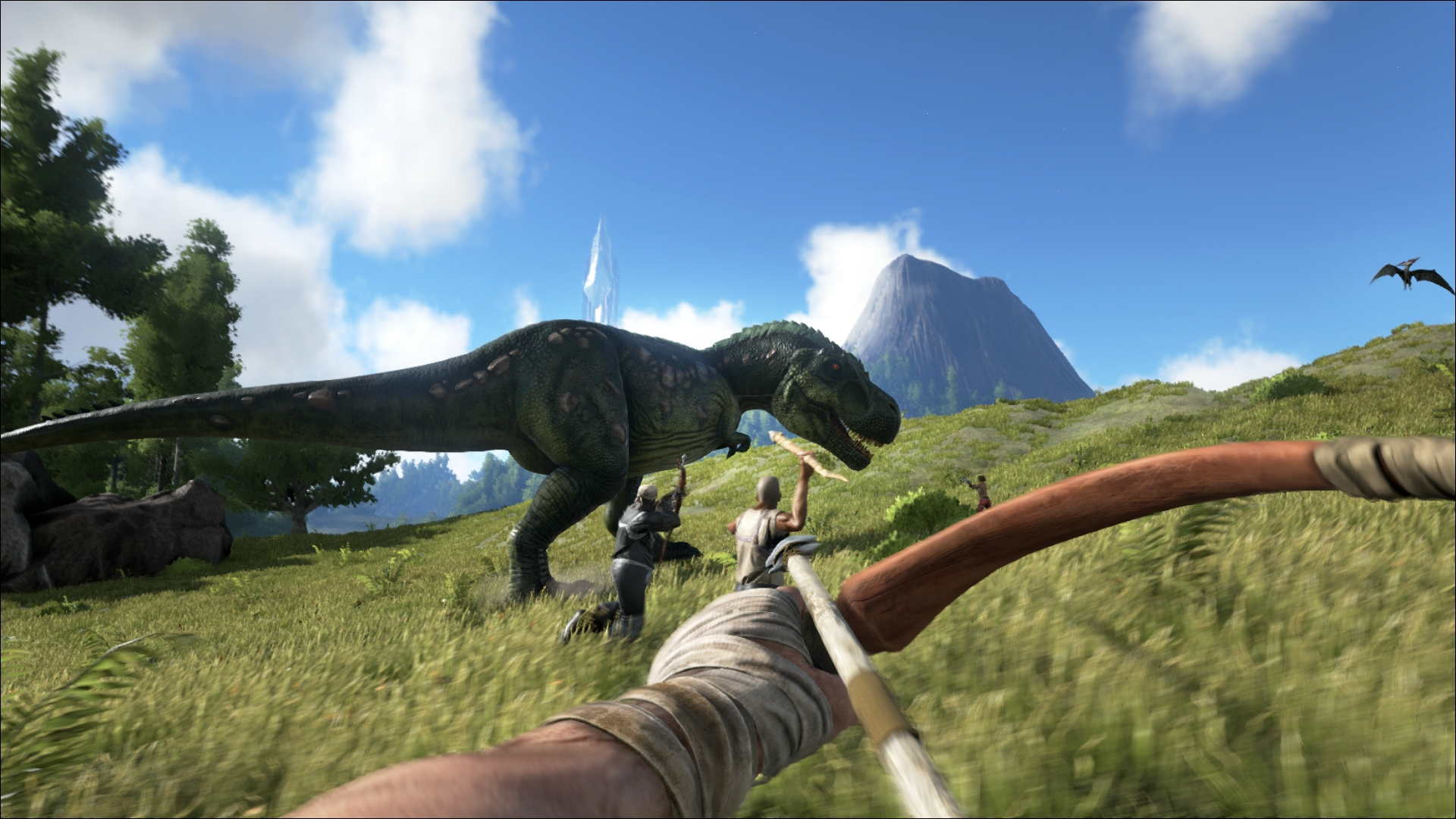 how to get ark survival evolved for free with multiplayer