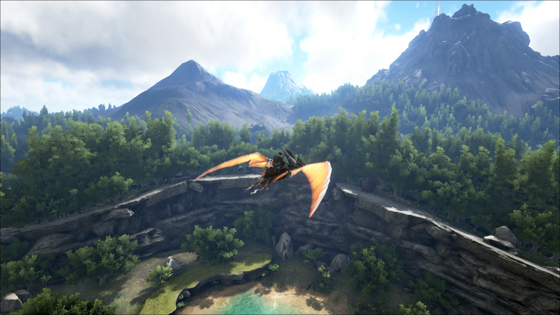 ARK: Survival Evolved Screenshot 1