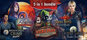 Hidden Object Bundle 5 in 1 cover art