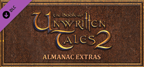 The Book of Unwritten Tales 2 Almanac Edition Extras