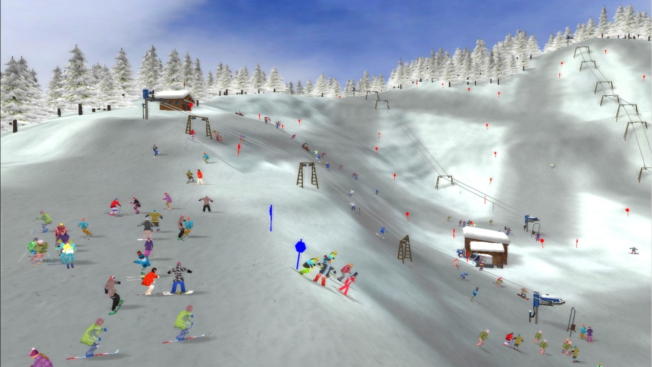 ski park tycoon on steam. Black Bedroom Furniture Sets. Home Design Ideas