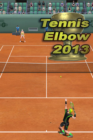 Tennis Elbow 2013 poster image on Steam Backlog