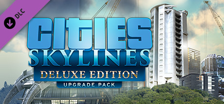 Купить Cities: Skylines - Deluxe Edition Upgrade Pack (DLC)
