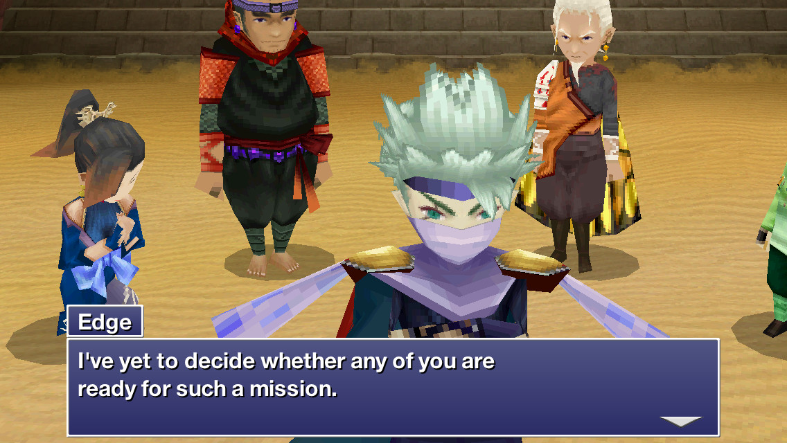 Download FINAL FANTASY IV: THE AFTER YEARS Full PC Game