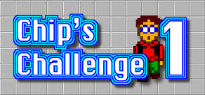 Chip's Challenge 1 cover art