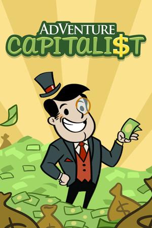 AdVenture Capitalist poster image on Steam Backlog