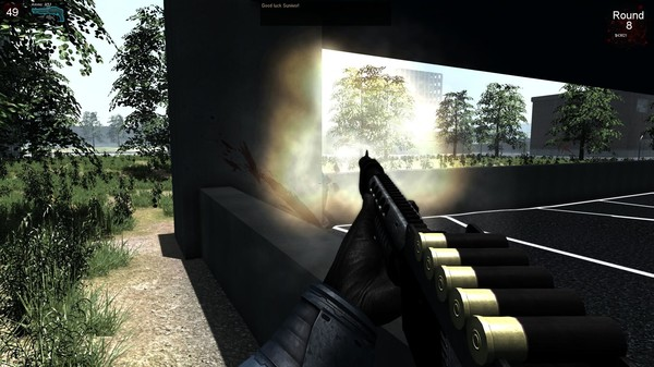 скриншот Undead Shadows 5