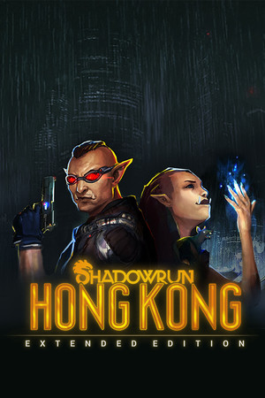 Shadowrun: Hong Kong - Extended Edition poster image on Steam Backlog