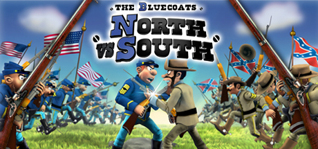 The Bluecoats: North vs South Steam Game