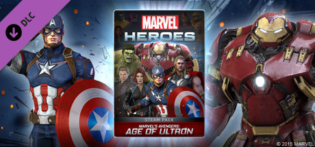 Marvel Heroes 2016 - Avengers: Age of Ultron Pack