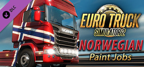 Euro Truck Simulator 2 - Norwegian Paint Jobs Pack cover art